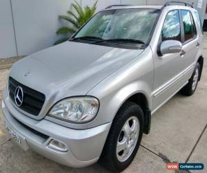 Classic Mercedes ML 320 , LOW KMS, 8 Months Rego, FULL SERVICE , SUNROOF for Sale