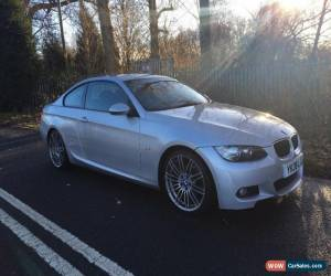 Classic BMW 320D M SPORT 2 DOOR COUPE SILVER for Sale