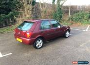 Ford Fiesta 1.25 Zetec for Sale