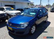 2004 Holden Astra AH CD Blue Automatic 4sp A Hatchback for Sale