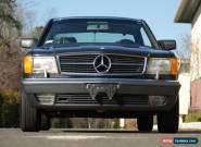 1991 Mercedes-Benz 500-Series Base Coupe 2-Door for Sale