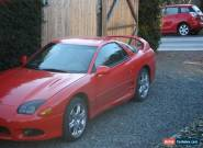 Mitsubishi: 3000GT VR4 for Sale