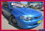Classic 2003 Ford Falcon BA XR6T Blue Automatic 4sp A Sedan for Sale