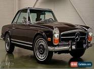 1970 Mercedes-Benz SL-Class MERCEDES 280SL for Sale