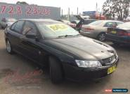 2003 Holden Commodore VY Executive Black Automatic 4sp A Sedan for Sale