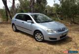 Classic 2006 Toyota Corolla ZZE122R Ascent Seca Blue Automatic 4sp A Hatchback for Sale