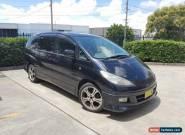 2000 Toyota Estima ACR30 Aeras Blue Automatic 4sp A Wagon for Sale