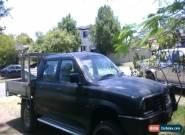 Mitsubishi Triton 4x4 dual cab ute 98 for Sale