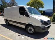 2015 Volkswagen Crafter 2ED1 MY15 35 TDI 300 Runner MWB White Manual 6sp M Van for Sale
