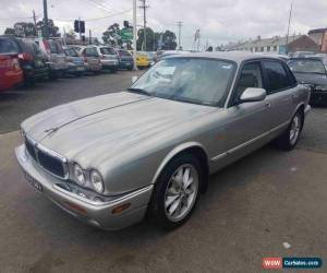 Classic 1999 Jaguar XJ8 3.2 Silver Automatic 5sp A Sedan for Sale