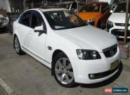 2007 Holden Calais VE MY08 V White Automatic 5sp A Sedan for Sale