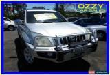 Classic 2005 Toyota Landcruiser Prado GRJ120R Grande (4x4) Silver Automatic 5sp A Wagon for Sale