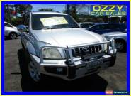 2005 Toyota Landcruiser Prado GRJ120R Grande (4x4) Silver Automatic 5sp A Wagon for Sale