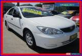 Classic 2004 Toyota Camry ACV36R Altise White Automatic 4sp A Sedan for Sale