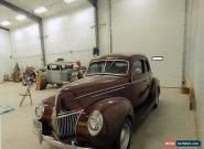 1939 Ford Other Deluxe for Sale
