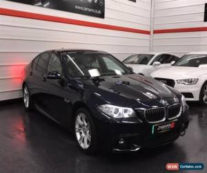 Classic 2015 BMW 5 Series 2.0 520d M Sport 4dr for Sale