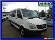 2008 Mercedes-Benz Sprinter 906 315 CDI MWB White Automatic 5sp A Van for Sale