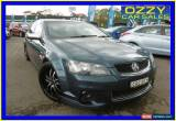 Classic 2011 Holden Commodore VE II SV6 Karma Automatic 6sp A Sportswagon for Sale