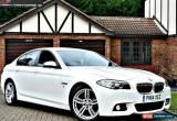 Classic 2014 BMW 5 Series 2.0 520d M Sport 4dr for Sale