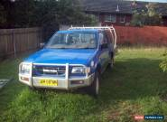 RODEO DUAL CAB 4WD ON  GAS for Sale