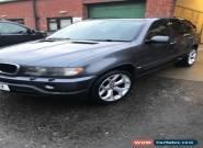 2001 BMW X5 D SPORT AUTO GREY for Sale