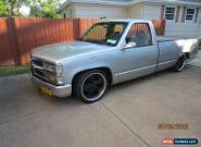 1988 Chevrolet Other Pickups N/A for Sale