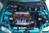 Classic Honda: Civic Si for Sale