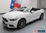 2015 Ford Mustang GT Premium Convertible 2-Door for Sale