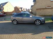 2006/06 VAUXHALL ASTRA 1.6 SXI  3DR GREY AC ALLOYS FSH VGC NO RESERVE for Sale