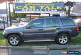 Classic Jeep Grand Cherokee 2004 Laredo (4x4) Turbo Diesel, Auto,138150 Kl sold with RWC for Sale