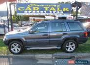 Jeep Grand Cherokee 2004 Laredo (4x4) Turbo Diesel, Auto,138150 Kl sold with RWC for Sale