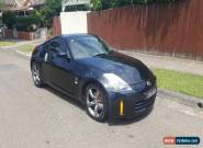 Nissan 350Z 2008 Track Edition 6spd manual for Sale