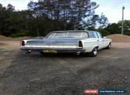 CHRYSLER VALIANT 1967 VC 318 V8 904 AUTO, REGO, DRIVE AWAY!!  for Sale