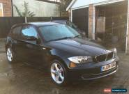 2009 BMW 1 Series 116i Sport 2.0L Petrol for Sale