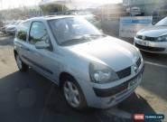 2003 Renault Clio 1.2 DYNAMIQUE 16V 3d 75 BHP for Sale