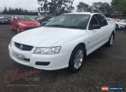 2006 Holden Crewman VZ MY06 White Automatic 4sp A Crewcab for Sale