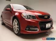 2015 Chevrolet SS Base Sedan 4-Door for Sale