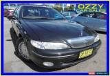 Classic 1995 Ford LTD DF Black Automatic 4sp A Sedan for Sale