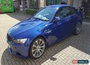 2008 BMW M3 E93 V8 Convertible Manual for Sale