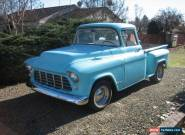 1955 Chevrolet Other Pickups Stepside for Sale