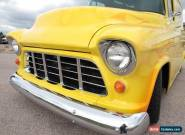 1955 Chevrolet Other Pickups Panel Truck for Sale