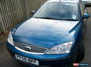 2006 06 REG. FORD MONDEO 2.0 TDCi LX 5 DOOR ~NO RESERVE AUCTION~FULLY HPi CLEAR~ for Sale