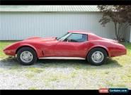 1975 Chevrolet Corvette Stingray for Sale