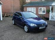 2005 VAUXHALL CORSA 1.4 SXI 16V TWINPORT - SPARES OR REPAIR - STARTS AND DRIVES  for Sale