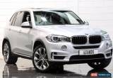 Classic 2016 BMW X5 xDrive30d SE Auto Diesel silver Automatic for Sale