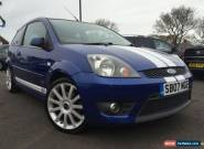 2007 07 FORD FIESTA 2.0 ST 16V 3D 148 BHP for Sale
