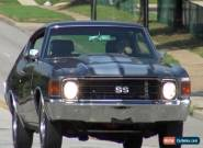 1972 Chevrolet Chevelle Sport Coupe  for Sale