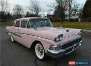1958 Ford Other Pickups -- for Sale