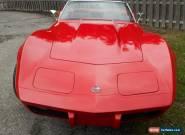 1975 Chevrolet Corvette Stingray Convertible 2-Door for Sale