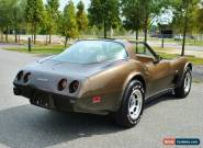 1979 Chevrolet Corvette Coupe for Sale